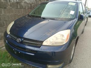 Toyota Sienna 2006 XLE AWD Blue | Cars for sale in Lagos State, Amuwo-Odofin