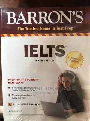 Barron`S Ielts | Books & Games for sale in Lagos State, Surulere