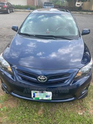 Toyota Corolla 2013 Blue   Cars for sale in Ondo State, Akure