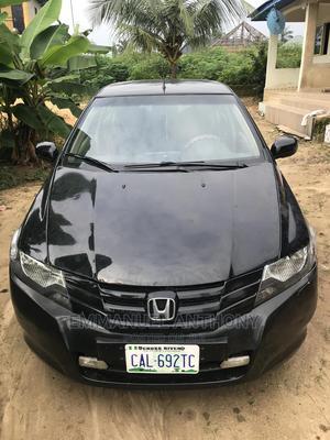 Honda City 2010 Black   Cars for sale in Akwa Ibom State, Uyo