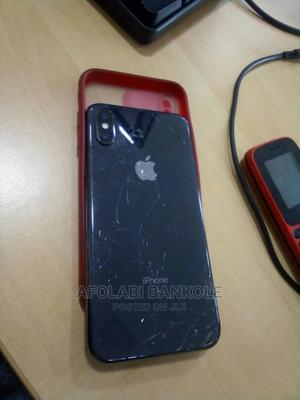 Apple iPhone X 256 GB Black | Mobile Phones for sale in Lagos State, Abule Egba