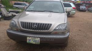 Lexus RX 2000 Gold | Cars for sale in Abuja (FCT) State, Central Business Dis