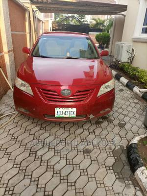 Toyota Camry 2008 Red | Cars for sale in Abuja (FCT) State, Central Business Dis