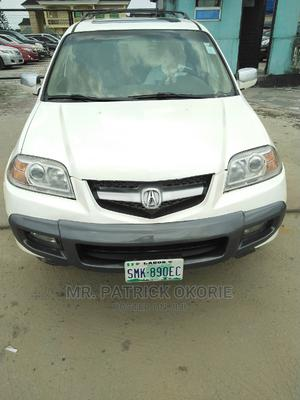 Acura MDX 2005 White | Cars for sale in Rivers State, Port-Harcourt