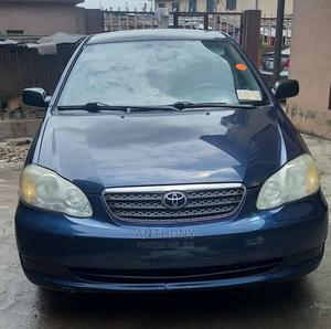 Toyota Corolla 2006 Blue | Cars for sale in Lagos State, Ejigbo
