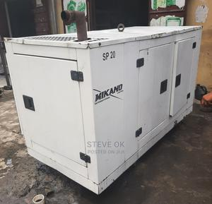 20kva Mikano Soundproof   Electrical Equipment for sale in Akwa Ibom State, Uyo