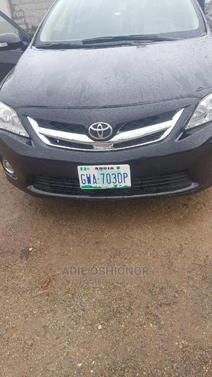 Toyota Corolla 2010 Black   Cars for sale in Abuja (FCT) State, Gwarinpa