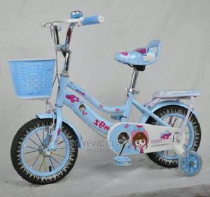 Bicycle With Training Wheel | Toys for sale in Lagos State, Surulere