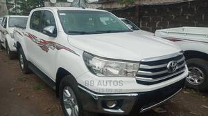 Toyota Hilux 2016 SR5 4x4 White   Cars for sale in Lagos State, Ikeja