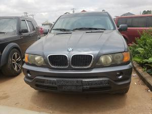 BMW X5 2004 3.0i Sports Activity Blue | Cars for sale in Lagos State, Ikeja