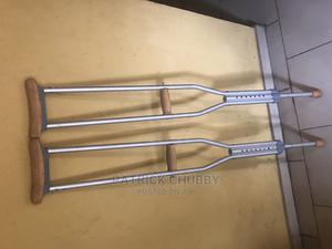 Crutches for Sale at Affordable Price   Medical Supplies & Equipment for sale in Lagos State, Abule Egba