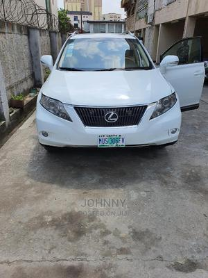 Lexus RX 2012 White | Cars for sale in Lagos State, Victoria Island