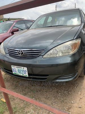 Toyota Camry 2003 Green   Cars for sale in Lagos State, Ifako-Ijaiye