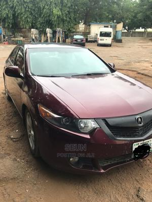 Acura TSX 2010 Red | Cars for sale in Abuja (FCT) State, Gwarinpa