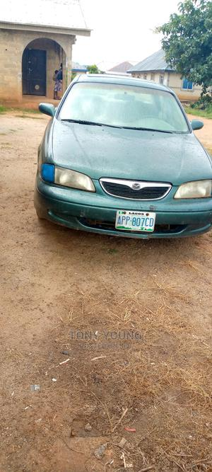 Mazda 626 2002 Green | Cars for sale in Ondo State, Odigbo