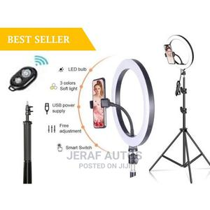 Makeup Light - Ringlight Selfie - Instagram - Ring Light Wit | Accessories & Supplies for Electronics for sale in Lagos State, Abule Egba