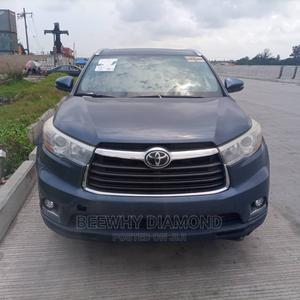 Toyota Highlander 2016 Blue   Cars for sale in Ondo State, Akure