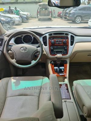 Toyota Highlander 2005 Limited V6 White | Cars for sale in Lagos State, Ilupeju