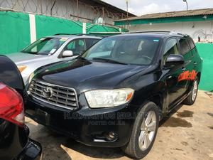 Toyota Highlander 2008 Black   Cars for sale in Lagos State, Agege