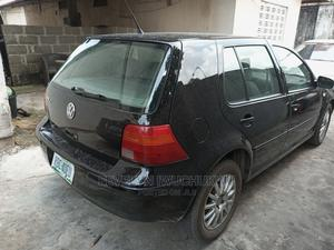 Volkswagen Golf 2004 GL 2.0 Black | Cars for sale in Lagos State, Victoria Island