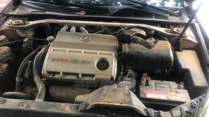 Lexus ES 2004 330 Sedan Red | Cars for sale in Lagos State, Ifako-Ijaiye