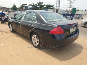 Honda Accord 2007 Sedan EX Black | Cars for sale in Lagos State, Isolo