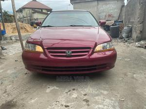 Honda Accord 2001 Red | Cars for sale in Lagos State, Lekki