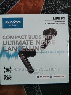 Anker Soundcore Life P3 Earbuds With ANC   Headphones for sale in Lagos State, Gbagada