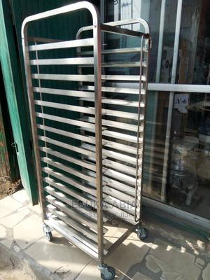 Bread Trolley | Restaurant & Catering Equipment for sale in Lagos State, Ojo