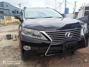Lexus RX 2013 350 AWD Black   Cars for sale in Lagos State, Ikeja