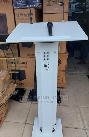Sekaku Show Lectern/Podium   Audio & Music Equipment for sale in Abuja (FCT) State, Wuse