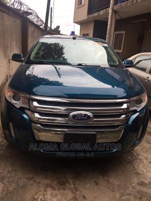 Ford Edge 2011 SE 4dr FWD (3.5L 6cyl 6A) Green   Cars for sale in Lagos State, Abule Egba