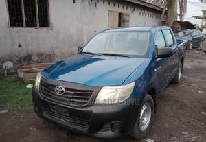 Toyota Hilux 2012 Blue   Cars for sale in Lagos State, Ikeja