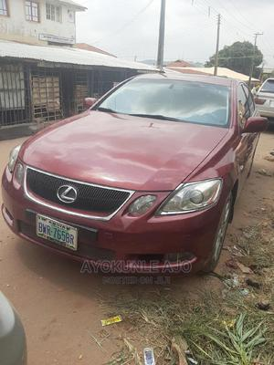 Lexus GS 2006 300 AWD Red   Cars for sale in Oyo State, Ibadan