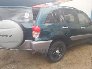Toyota RAV4 2003 Automatic Green   Cars for sale in Lagos State, Ikeja