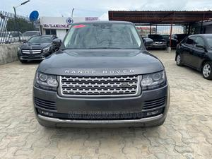 Land Rover Range Rover Vogue 2017 Gray   Cars for sale in Lagos State, Lekki