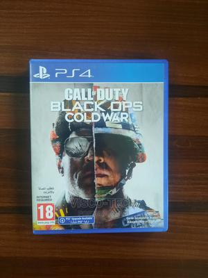 Call of Duty Black Ops Cold War With Update Files | Video Games for sale in Lagos State, Abule Egba