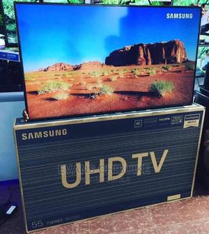 Original Samsung 55 Inches Series 7   TV & DVD Equipment for sale in Lagos State, Ojo