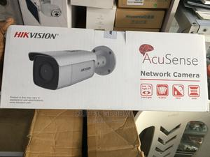 Acusense Fixed Bullet Network Camera, DS - 2CD2T46G2 -41 | Security & Surveillance for sale in Lagos State, Ikeja