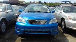 Toyota Corolla 2007 S Blue   Cars for sale in Lagos State, Amuwo-Odofin