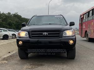 Toyota Highlander 2005 Limited V6 Black   Cars for sale in Abuja (FCT) State, Gwarinpa