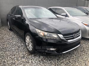 Honda Accord 2014 Black   Cars for sale in Lagos State, Ikeja
