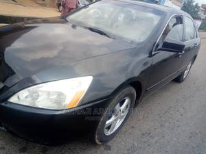 Honda Accord 2005 Black | Cars for sale in Oyo State, Ibadan