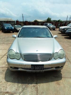 Mercedes-Benz C240 2002 Silver | Cars for sale in Ogun State, Ijebu Ode