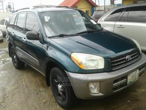 Toyota RAV4 2003 Automatic Green   Cars for sale in Lagos State, Ifako-Ijaiye