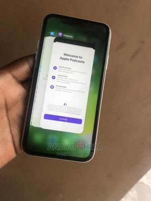 Apple iPhone 11 128 GB White   Mobile Phones for sale in Lagos State, Ipaja