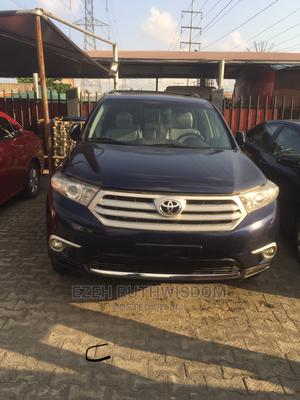 Toyota Highlander 2012 Limited Blue | Cars for sale in Lagos State, Ajah