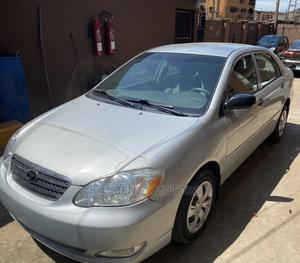 Toyota Corolla 2006 LE Silver   Cars for sale in Lagos State, Ikeja