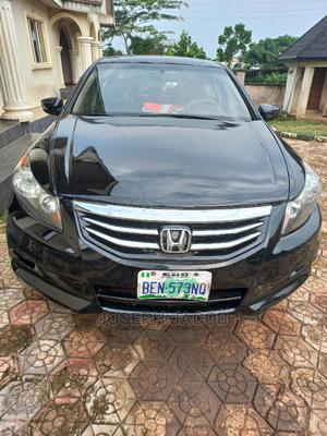 Honda Accord 2010 Sedan EX V-6 Black | Cars for sale in Edo State, Benin City