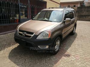 Honda CR-V 2003 Gold | Cars for sale in Lagos State, Ikeja